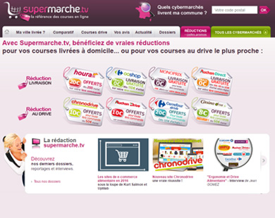supermarche.tv